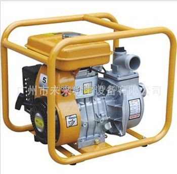 Hot sale agricultural irrigation portable diesel water pump use for farm