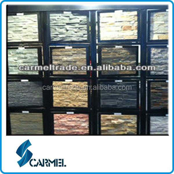 chinese popular cheap slate cultures stone wall tile