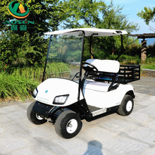 Folding Electric Golf Carts with 4 Wheels