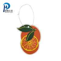 Custom Fragrance Long Lasting best strong smell various fragrance Car Air Freshener for promotional and car