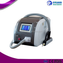 High power product Portable tattoo removal laser q switched nd yag laser tattoo removal and pigmentations
