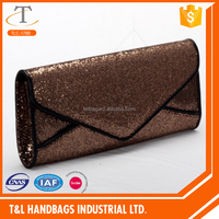 Hot product cheap ladies leather clutch bags/fashion clutch bag for girls