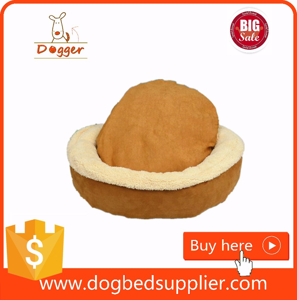 dog bed with removable cushion & winter sofa dog bed &pet accessory pet bed