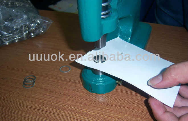 Curtain eyeleting machine price