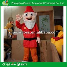 Good quality and price small teletubbies costume cartoon mascot costumes
