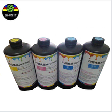 hot sale triangle uv curable ink for uv flated printer with spt1020/255/510/508 konica 512/1024 ricoh gen4/gen5 printhead
