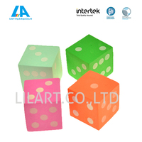 Wonderful Different Shape EVA Dice Toys