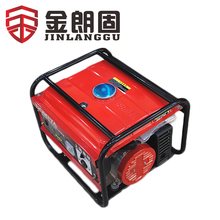 Portable Chinese Air Cooled 5kw 6kw portable Gasoline Generator