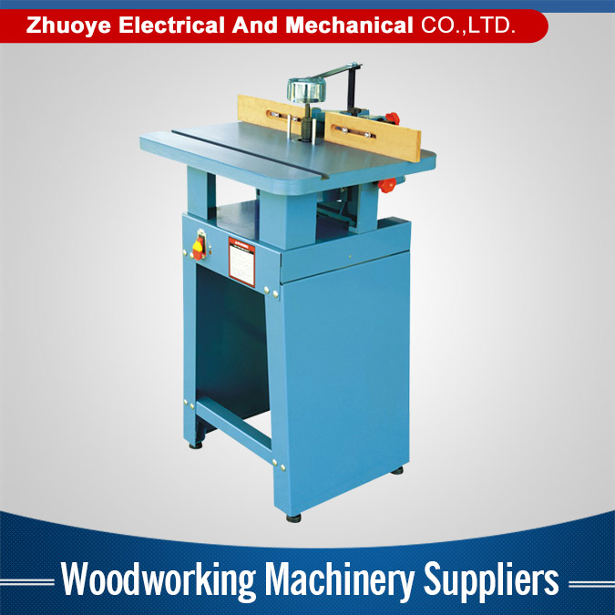 2016 Professional high precision Electric double/single spindle shaper