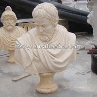 Marble bust for sale