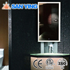 High quality with best price CE luxury hotel bathroom led light mirror