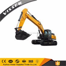 Cheaper 50ton crawler excavator hydraulic crawler excavator made in China