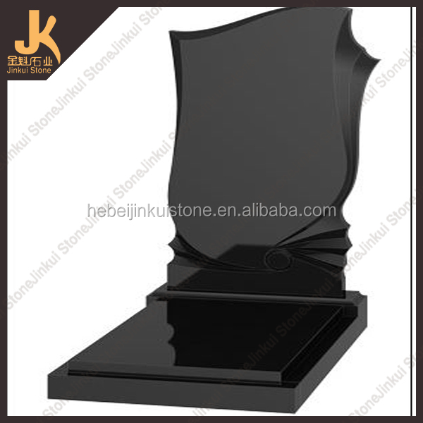 good quality black tombstone