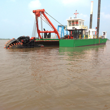 20 inch hydraulic cutter suction dredger boat vessel for soil dredging in river and sea for sale