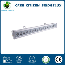 High quality dmx rgbw led wall washer light
