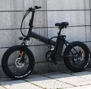 20 inch folding fat tire e bike 36V 250W electric bicycle for sale