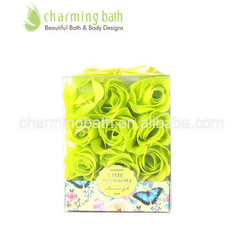 best selling spring soap flower natural body care