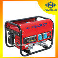 5.5hp gasoline generator set 2kw with hand start petrol engine
