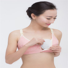 Hot sell good quality cotton breast pad for women
