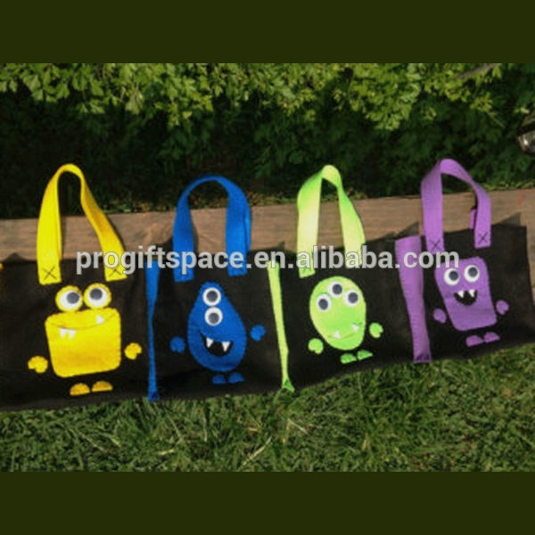 hot trendy high quality and eco friendly new products impact bag on alibaba express made in china for halloween