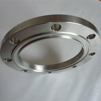 Carbon steel male and female face lg flange