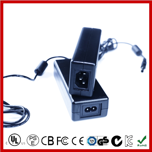 LVD EMC 72W Series 12V 6A Power Adapter for LED items/LCD Monitor/CCTV/Digital Devices