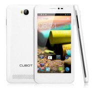 "low cost touch screen mobile phone 5.0"" QHD Screen MT6572 Dual Core Android 4.2.2 Cubot 4GB ROM 8.0MP 2.0MP Camera Cubot P6"