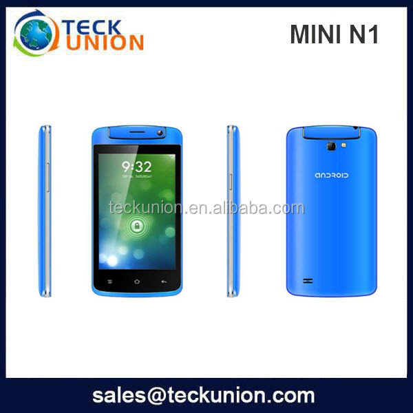 MiniN1 cheap 4.0inch andriod MTK 6572 smart phone