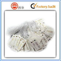 jewellery price hang tag