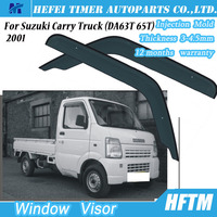 Car parts vehicle window visors air deflector for Suzuki Carry Truck (DA63T 65T)2001
