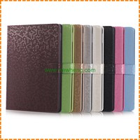 Luxury Ultra Slim Magnetic Smart Flip Stand PU Leather Cover Case For iPad air 2