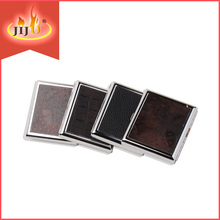 JL-010N Yiwu Jiju Leather Cigarette Tin Case for Sale
