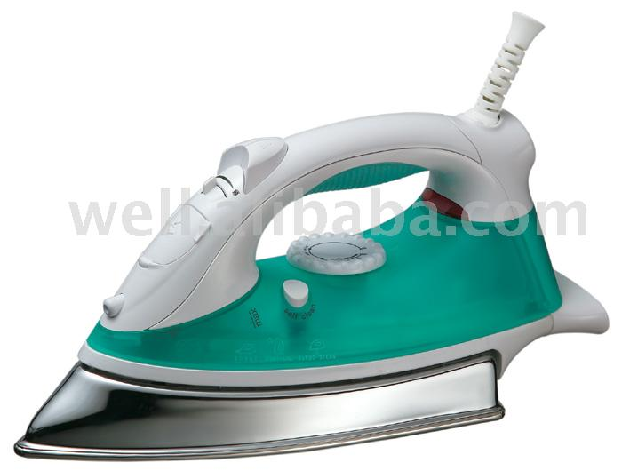 FULL FUNCTION ELECTRIC HANDY CLOTHES STEAM IRON