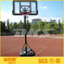 Indoor HDPE Base Shoot Basketball Ball Game Machine
