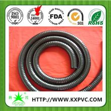 Pressure resistant pvc waste water pipe for sucking discharging
