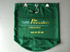 High Quality 100% Polyester Green Hospital Laundry Bag