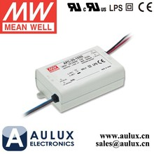 Meanwell LED Driver APC-25-350 350mA 25~70V 25W Constant Current LED Power Supply