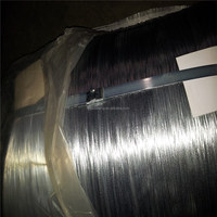 galvanized wire for weld mesh