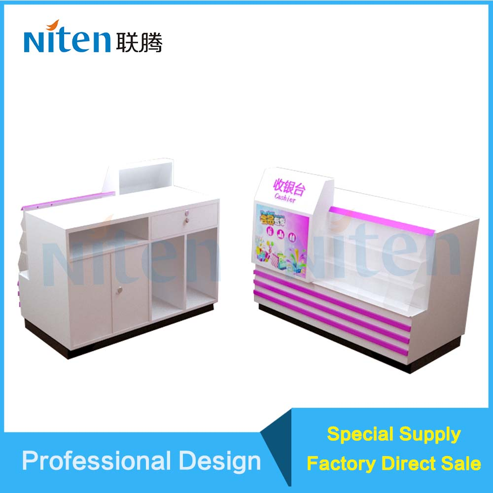 Supermarket wooden cash counter design view cash counter ked product - Simple Shop Store Modern Cash Counter Design Wood Metal Cash Counter Buy Modern Shop Counter Design For Garment Store Simple Shop Counter Design Store