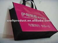 customized metallic tote bag