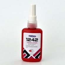 242 anaerobic threadlocker/ thread locking adhesive/anaerobic sealant OEM manufacturer