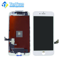 "AAA for iphone 7plus 5.5"" white lcd display touch screen digitizer assembly for Iphone 7 plus"