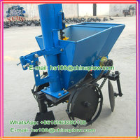 Farm machinery seeder 2CM-1A walking tractor potato planter