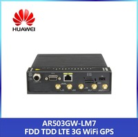 Best Price HUAWEI AR503 4G Modem LTE Router WiFi with SIM Card Slot suports GPS 3G