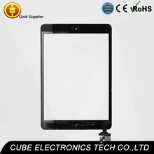 CUBE For ipad mini touch screen digitizer,high copy for ipad mini touch screen