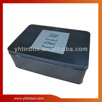 man's belt tin packaging box