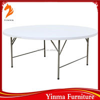 Wholesale Cheap price plastic folding bench table