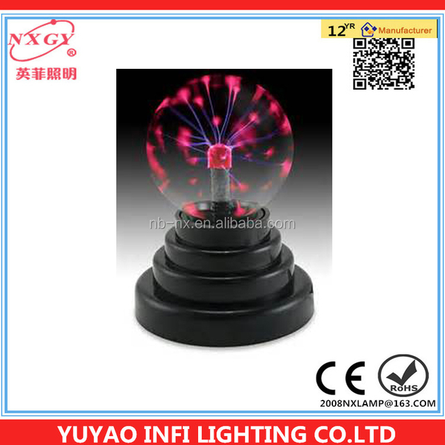 3'USB plasma ball ,Mini USB 3