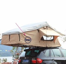 Widely used roof top camping tent for cars