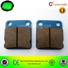 Dirt bike/motorcycle Brake pads